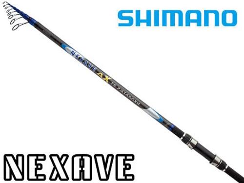 удилищ shimano nexave ax