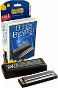 Губная гармошка HOHNER M58505X Blues Bender E Box