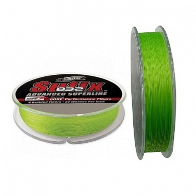 Леска Sufix 832 Braid Neon Lime 135м 0.38мм